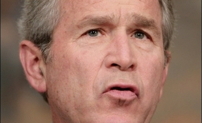 Bush says new video a reminder of danger