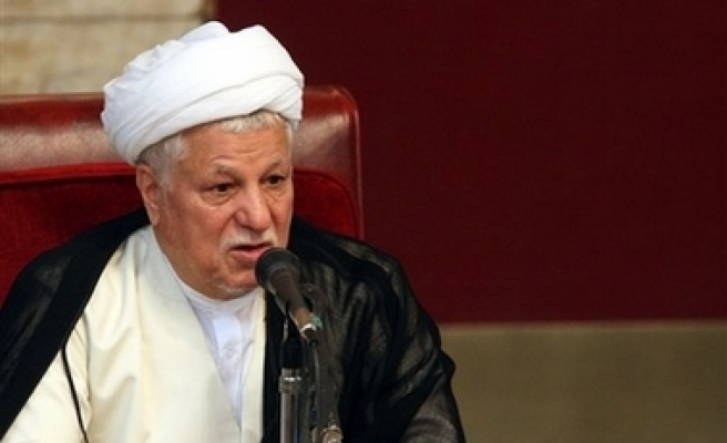 Rafsanjani to head key Iran cleric body