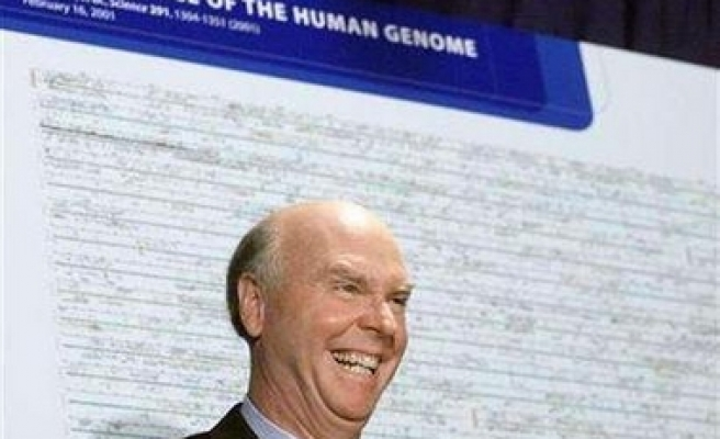 One man's genes show DNA is still a mystery