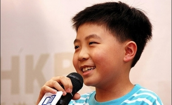 University much too easy: 9-year-old maths prodigy
