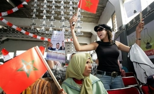 Morocco Muslim party aims high / VIDEO