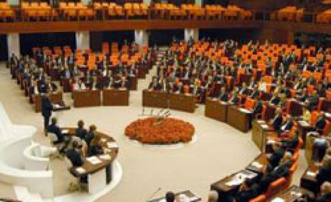 Turkish parliament to be in recess between Sep 6th and Oct 1st