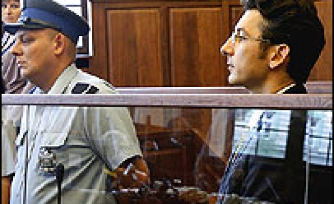 Polish author convicted of murder