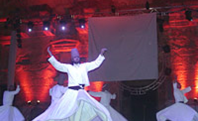 265 dervishes to whirl for Mevlana's 800th anniversary