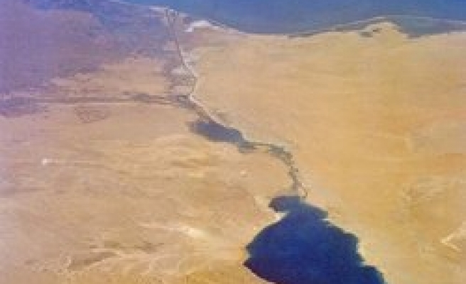 Jordan and Israel consider Red Sea canal