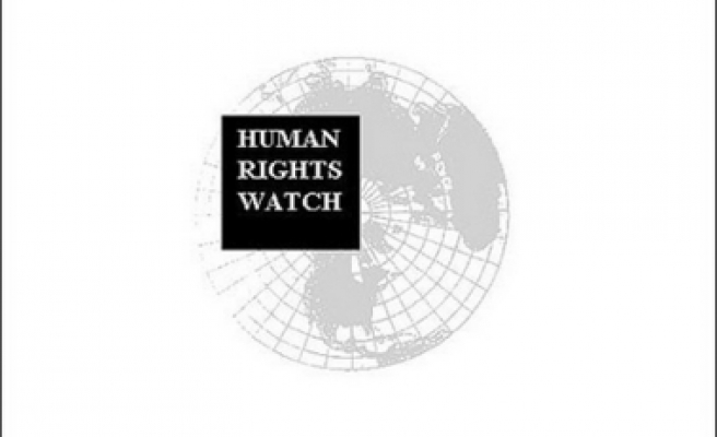 Human Rights Watch warns of potential chaos in DRC