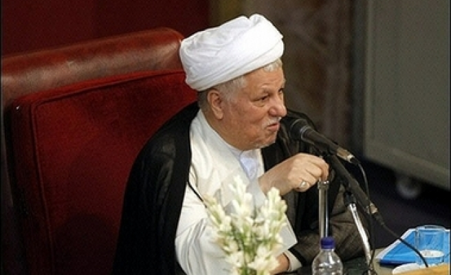 Rafsanjani to US: Acknowledge Iran-IAEA agreement