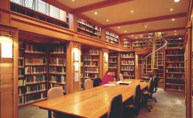 Patients sent to the library for help with mental health