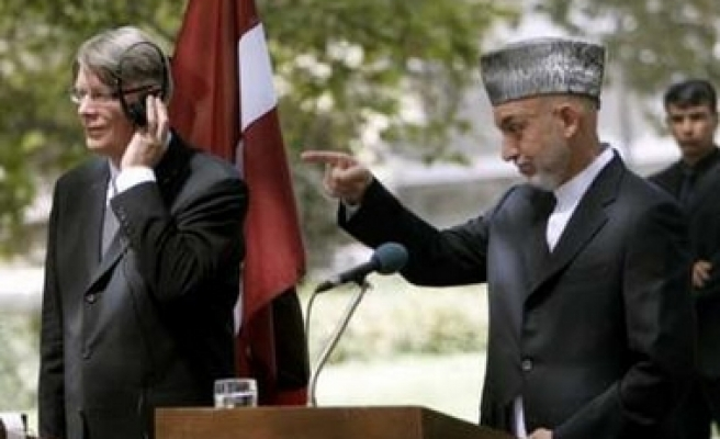 Afghan president ready for talks with Taliban