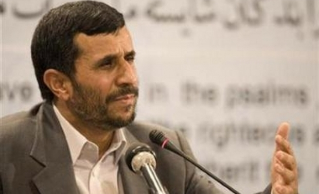 Ahmadinejad: Optimistic EU will adopt 'correct approach'