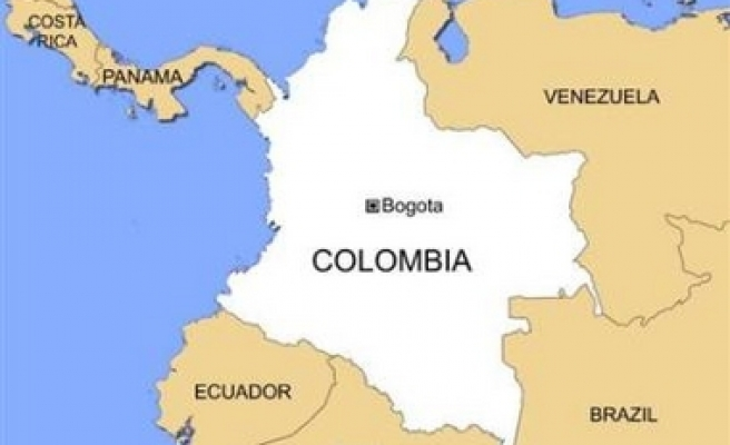 Strong 6.8 quake hits Colombia west coast