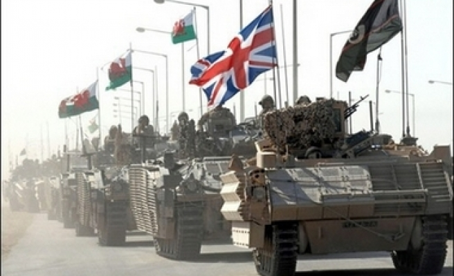 Britain stayed in Basra longer because of US: commander