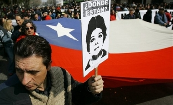 Protests ahead of Chile's coup anniversary; 189 arrested