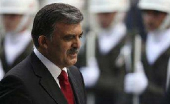 President Gül's first tour within country from southeastern Turkey