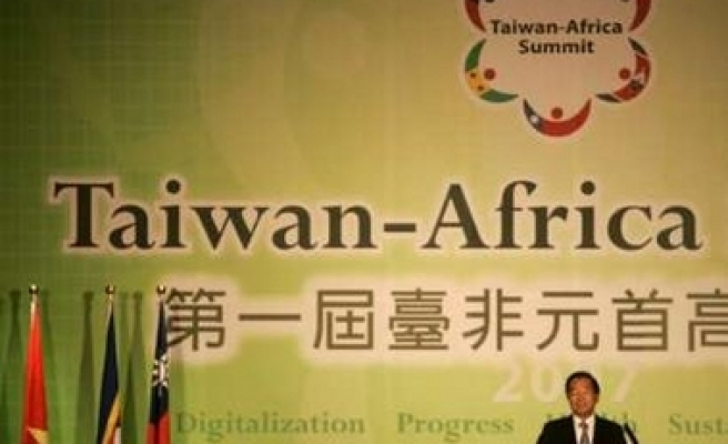 Taiwan raps China for blocking African delegates for summit