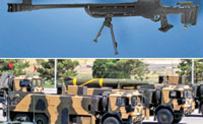 Turkey develops infantry rifle and two snipers