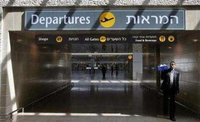 Toxic spill at Israel's Ben-Gurion airport, 3 hurt