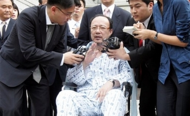 S.Korean tycoon gets suspended sentence for beatings