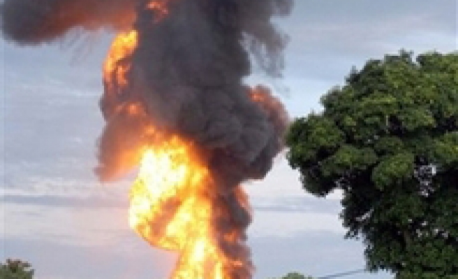 Army to protect Mexican oil infrastructure after explosions