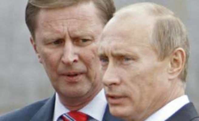 Ivanov to be appointed as Russia's PM: report