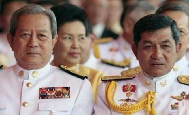 Thai outgoing army chief not decide on entering politics
