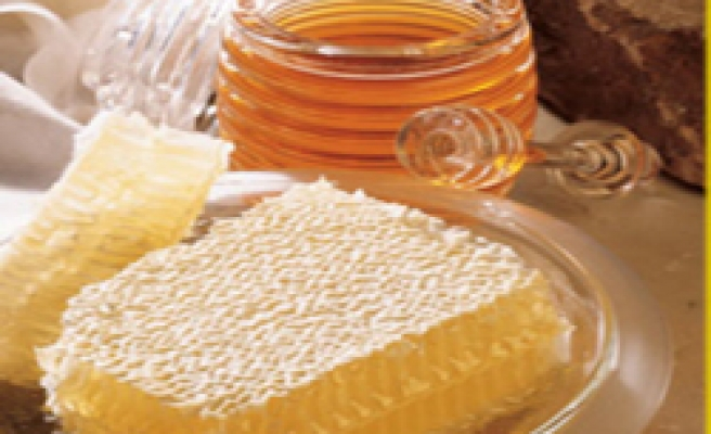 Diet sweetened with honey could prevent aging