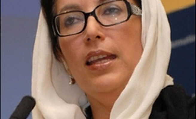 Ex-premier Bhutto to return to Pakistan on October 18