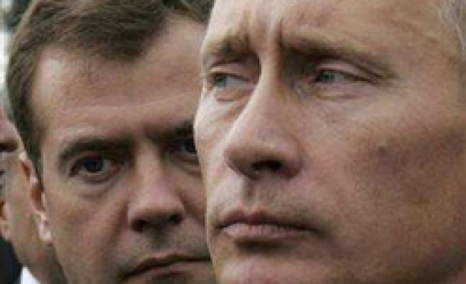 After the presidency, Putin wants new role in public life
