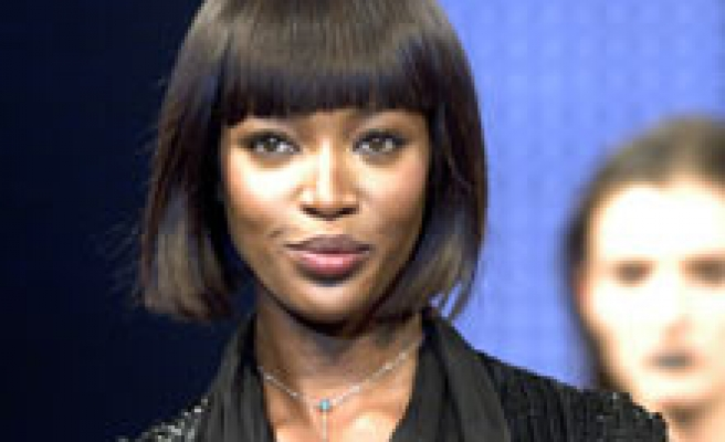 Supermodels launch anti-racism protest