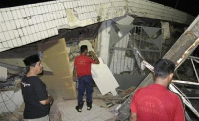 Indonesia's earthquake toll rose to 23