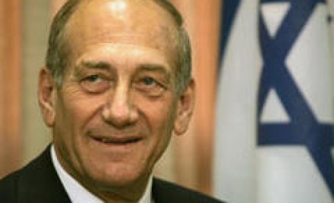 Israelis want Olmert out of office