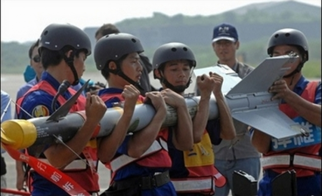 Taiwan halts deploying missiles against China under US pressure