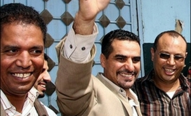 Sentences reduced for two Moroccan journalists