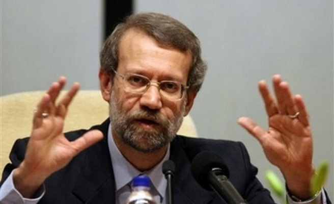 Larijani, Solana to hold nuclear talks in October