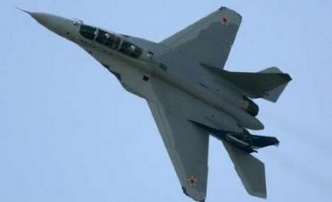 Russia admits violating Finnish airspace
