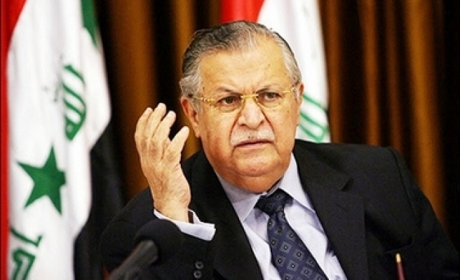 Iraq's president angry at US forces' arrest of an Iranian delegate
