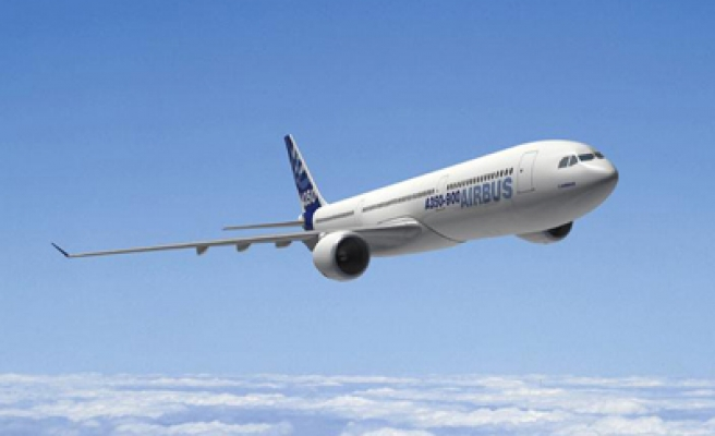 China agrees with France to buy 60 Airbus planes