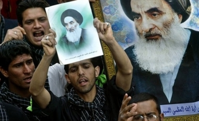 Iraq's top Shi'ite cleric issues call to take arms- UPDATED