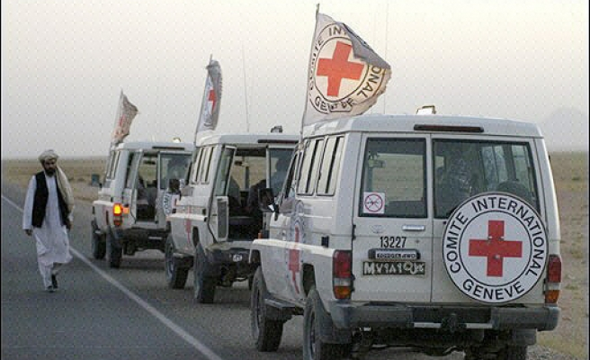 Six Red Cross officials abducted in Syria