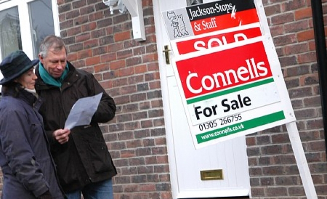 British house price inflation jumps to 2006 levels