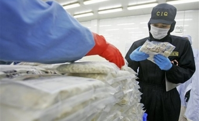 China to offer rewards for food safety informers