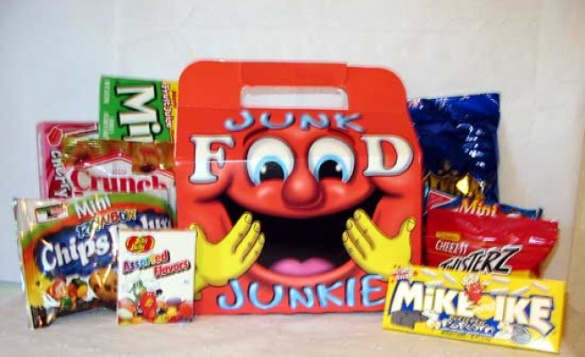 Tax junk food, drinks to fight child obesity in US