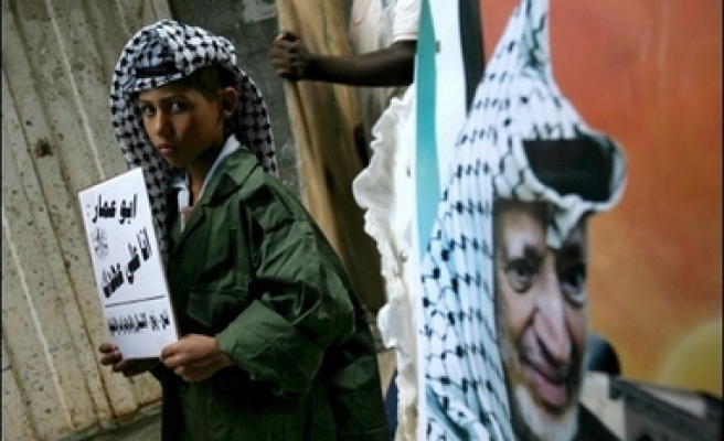 Arafat death leaves a void 10 years on