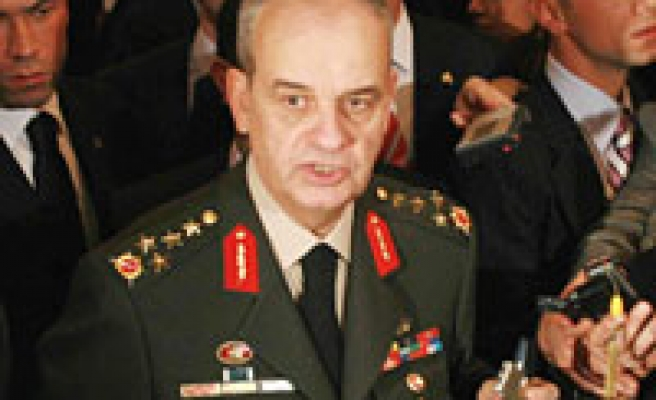 Turkey to appoint new military chief on Friday