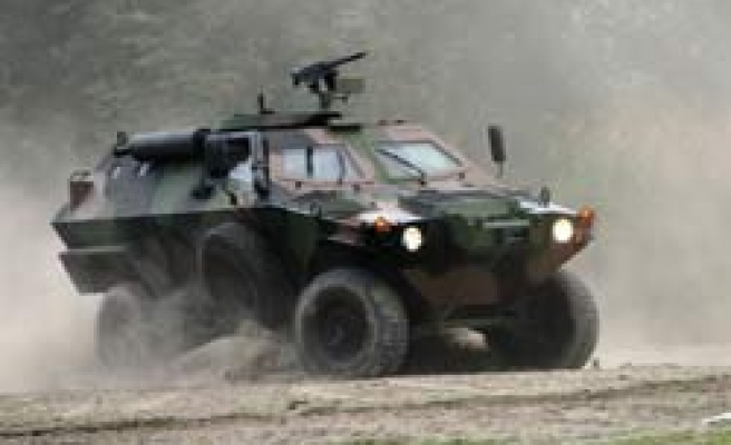 Qatar army to invest in Turkey army vehicle maker