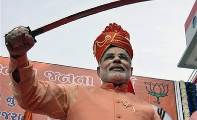 India's Modi tries to distance from anti-Muslim remarks