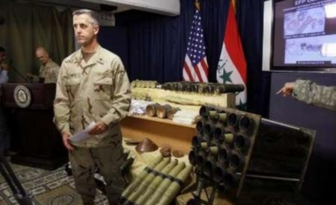 US could train elite Iraqi forces in Jordan