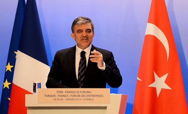 Turkey wants to make fresh start with France