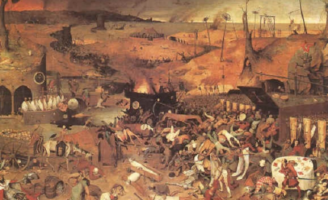 Plague that wiped out half the world can make comeback