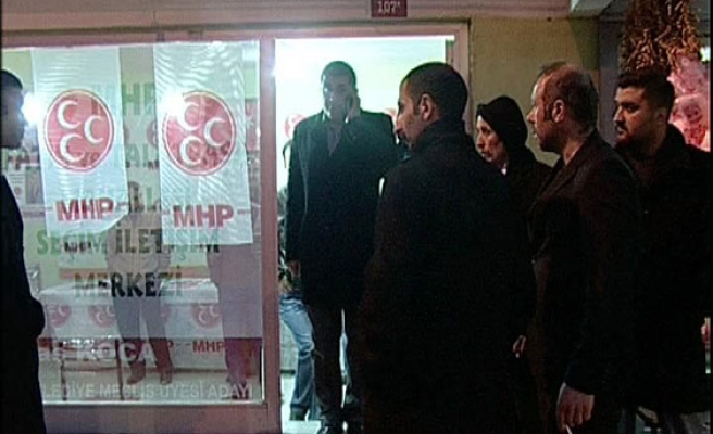 Details of attack on Turkish opposition office emerge